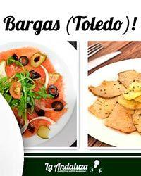 La Andaluza franquicia Bargas Toledo