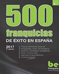 Guía 500 franquicias de éxito en España BeFranquicia
