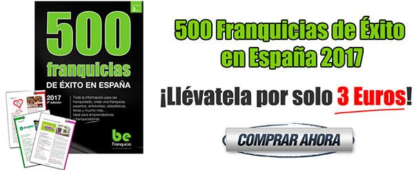 Guía 500 Franquicias de Éxito en España 2017