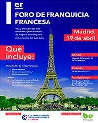 Foro de la Franquicia Francesa BeFranquicia