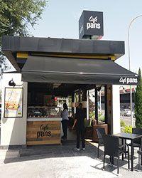 """""""Café Pans"""" Pans & Company"""