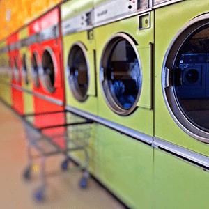 lavanderías y tintorerías