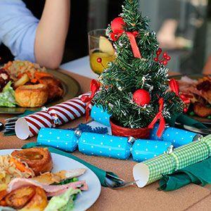 cena de empresa Navidad
