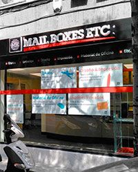 franquicia Mail Boxes Etc. MBE