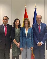 AEF acuerdo Secretaría Estado Comercio