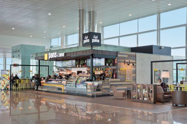5c7b854a13 ... ha anunciado la apertura de tres nuevos establecimientos de  restauración en el Aeropuerto de Barcelona: dos locales de la franquicia ...