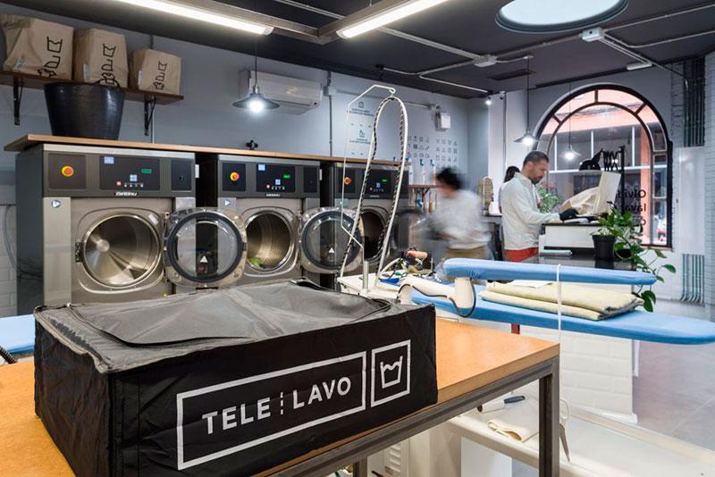 Telelavo lavaderías se une a la lucha contra el Covid-19