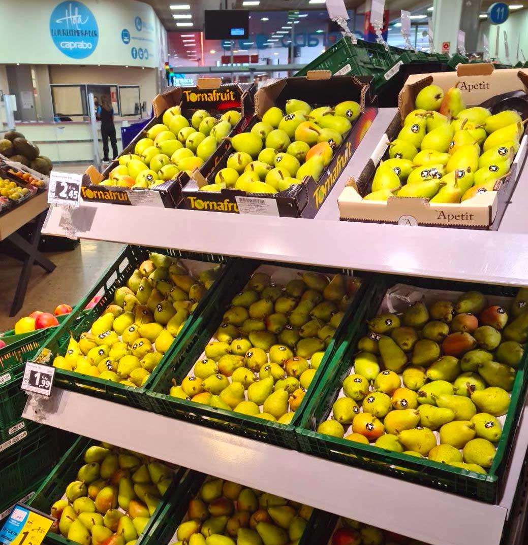 limones franquicia caprabo