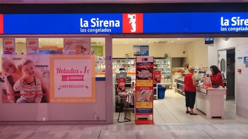 Franquicia La Sirena Madrid