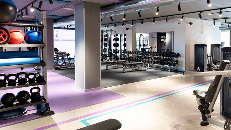 Franquicia Anytime Fitness