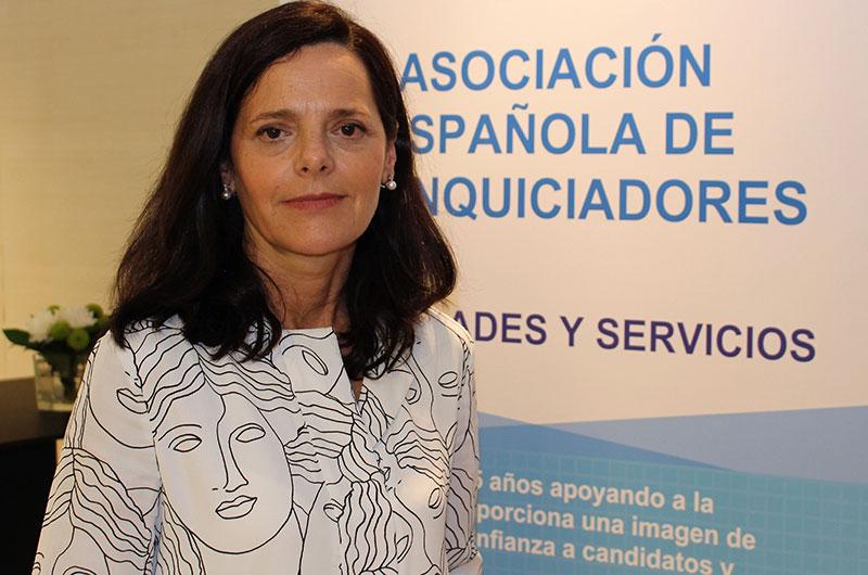 Foto Luisa Masuet Presidenta AEF