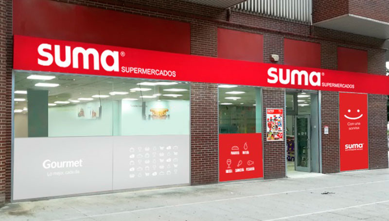 Franquicia GMFOOD Suma