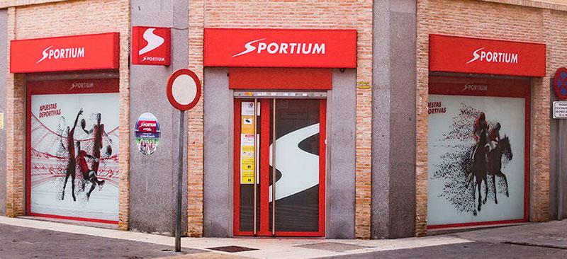 Franquicia Sportium