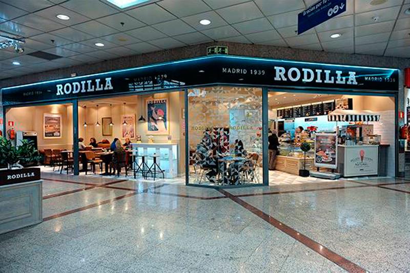 local franquicia rodilla