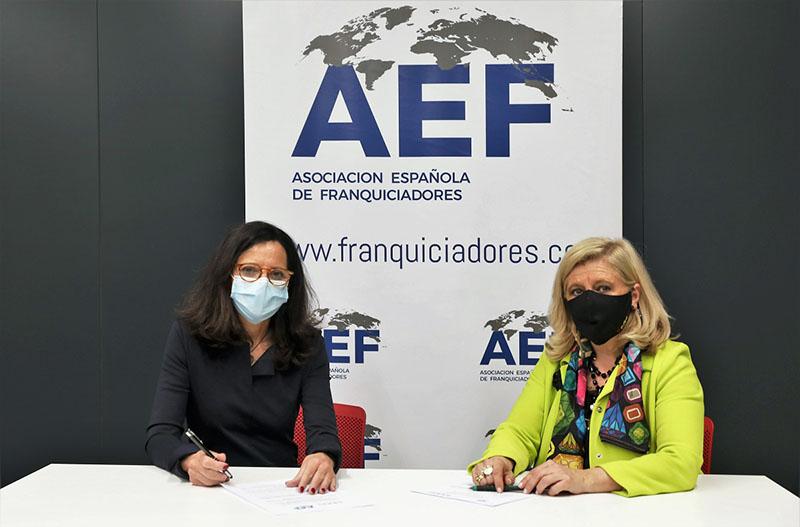 Asociación Española de Franquiciadores y Asociación Multisectorial de Mujeres Directivas y Empresarias