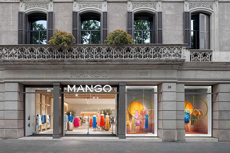 Franquicia Mango