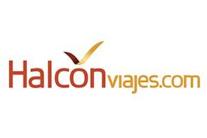 logo franquicia Halcon Viajes