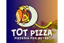 franquicia Tot Pizza- Pizzería por Metro