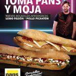 """Nueva campaña de la franquicia Pans & Company: """"Toma Pans y moja"""""""