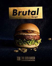 franquicia TGB Restalia Brutal Burger