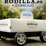 Nuevo servicio de reparto a domicilio en la franquicia Rodilla