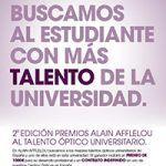 Alain Afflelou lanza la 2ª edición de sus 'Premios al talento óptico universitario'