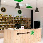 La franquicia Debuenatinta abre un Centro Distribuidor en Cangas del Narcea