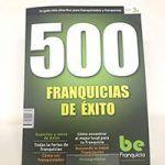 500 Franquicias de Éxito 2018: llega la cuarta edición de la guía de BeFranquicia