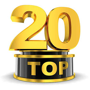 Top 20 franquicias 2018
