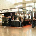 """Foodbox inaugura una franquicia """"MásQMenos"""" en el aeropuerto de Málaga"""