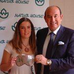 La red de franquicias Naturhouse patrocina a la Campeona de Europa Lía Beel