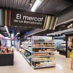 Renovación del supermercado Caprabo del emblemático Mercado de la Barceloneta