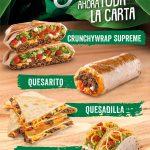 Taco Bell ofrece una alternativa 100% vegetariana