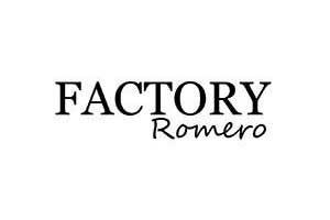 logo factory romero