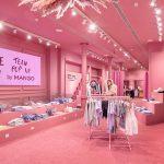 La red de franquicias Mango inaugura una tienda para adolescentes en Barcelona